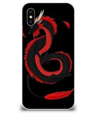 Eternal Dragon iPhone X Case