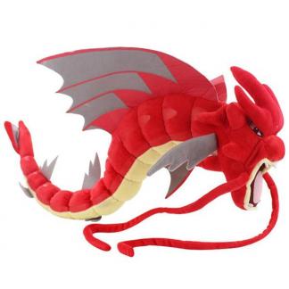 Fire Dragon Plush