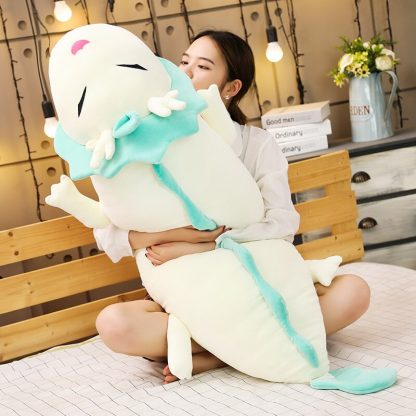 big Haku Dragon Plushie