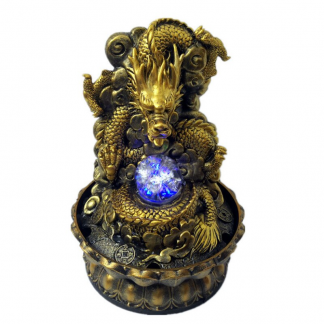 Japanese Dragon Incense Burner