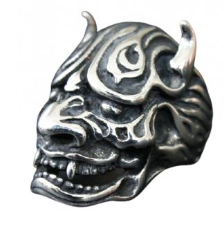 Japanese Hannya Demon Ring