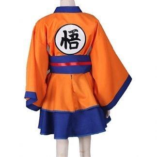 Kimono Dragon Ball