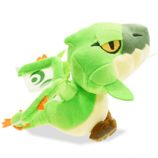Monster Hunter Dragon Plush