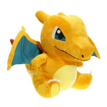 Orange Dragon Plush