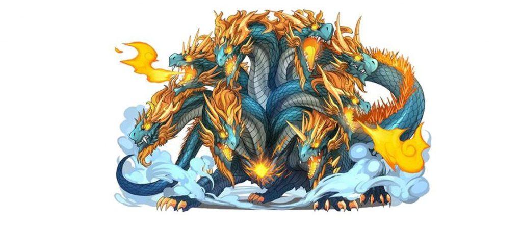 oroshi japanese dragon