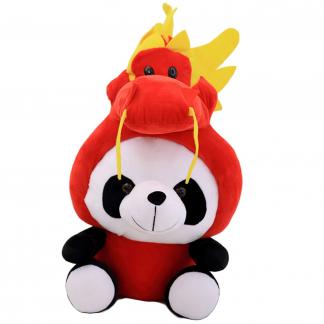 Panda Dragon Plush