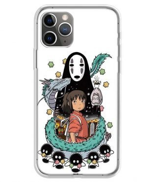 Spirited Away No Face Phone Case