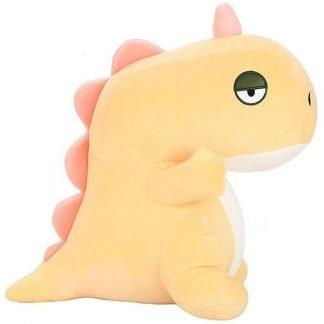 Yellow Dragon Plush