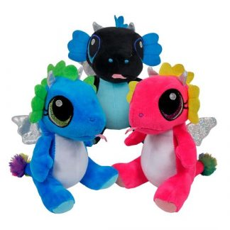 carnival dragon plush