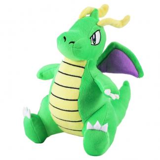 Cartoon Dragon Plush