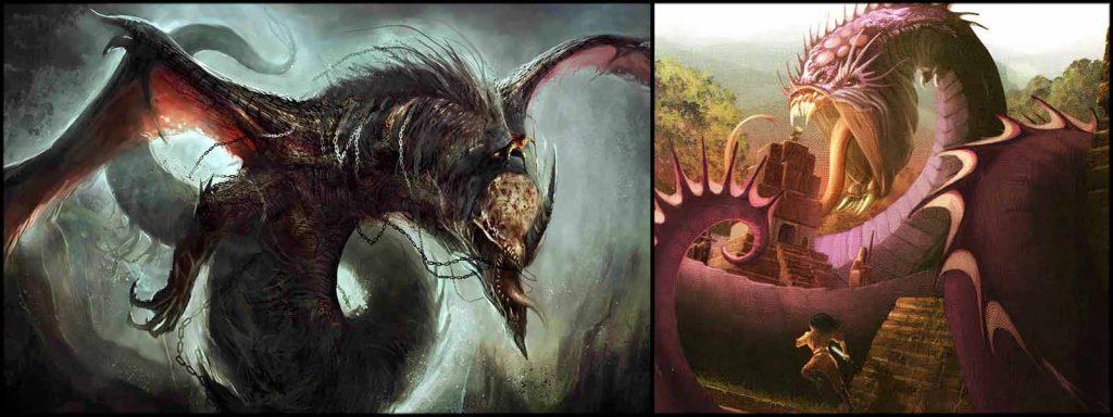 The Dragon Cychreides