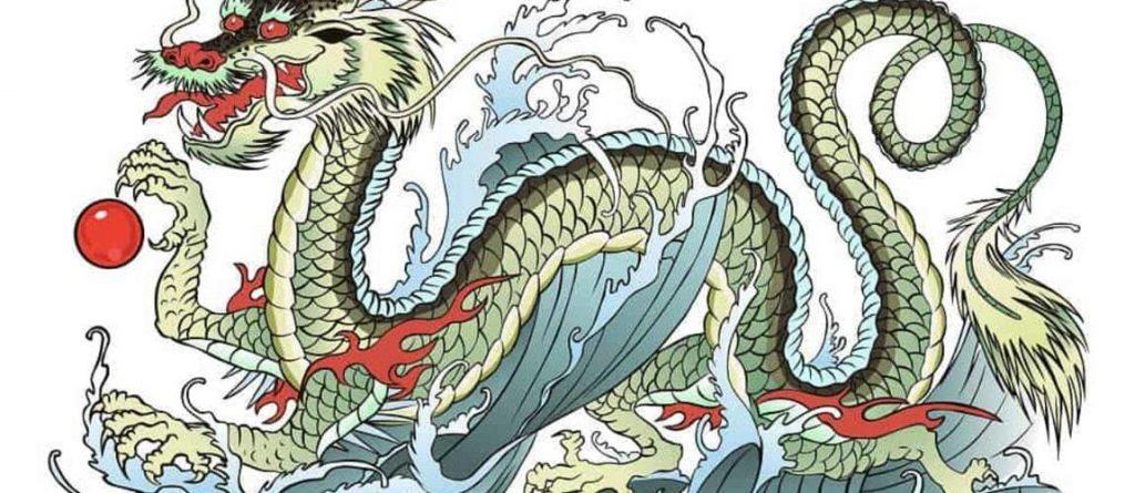 dragon sacred pearl