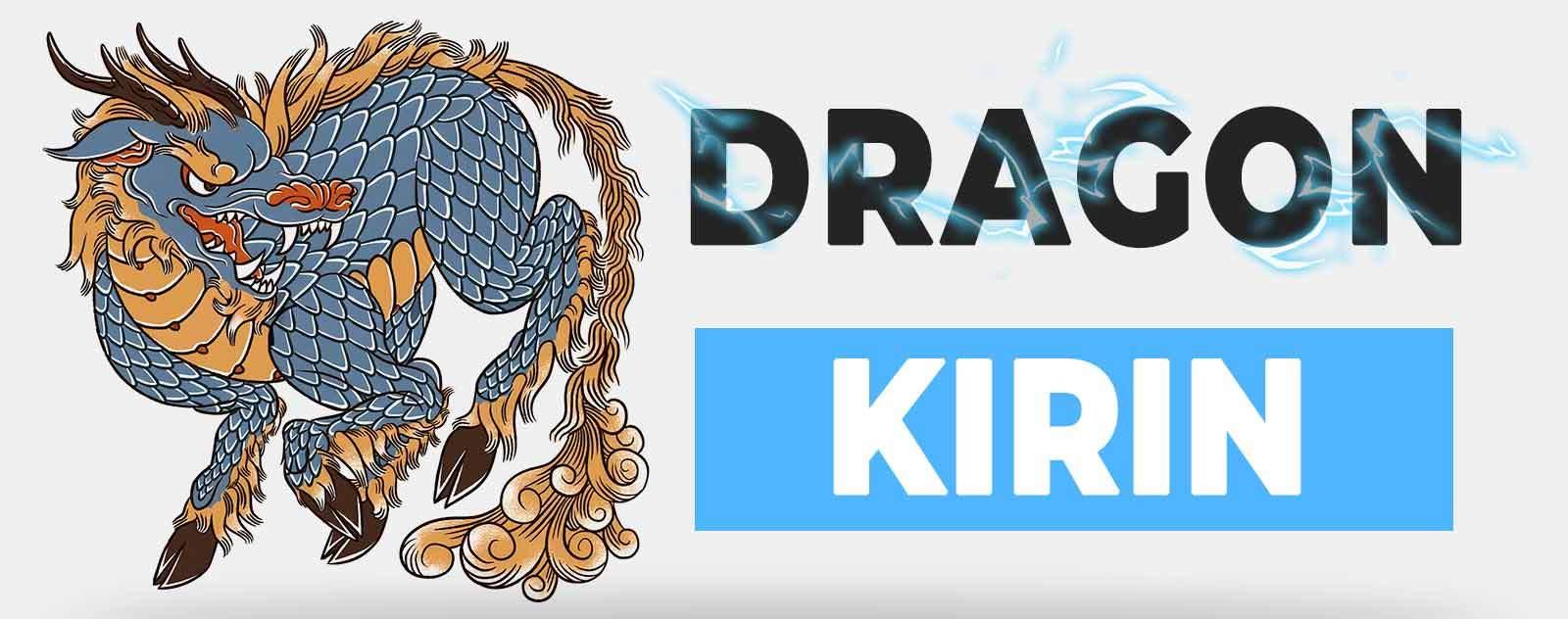 kirin dragon qilin meaning symbol