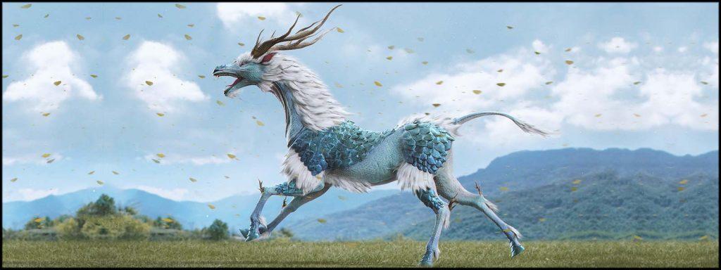 qilin dragon physiognomy