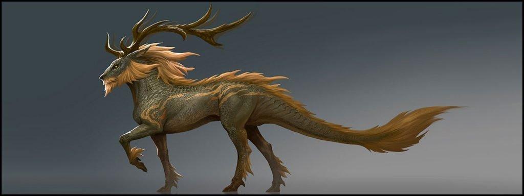 qilin kirin dragon symbolism